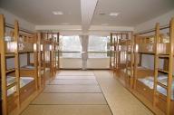 A・B宿舎(室内床はすべて畳敷き)